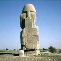 Totentempel-Memnonkolosse