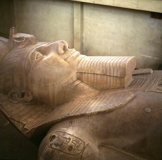 Gizeh-Sakkara-RamsesII