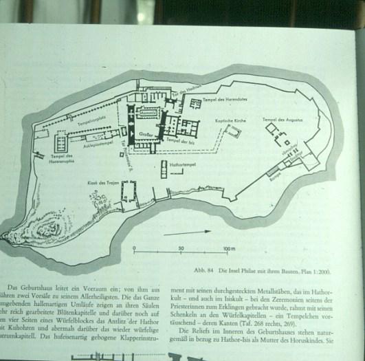 Assuan-Philae umgesetzt