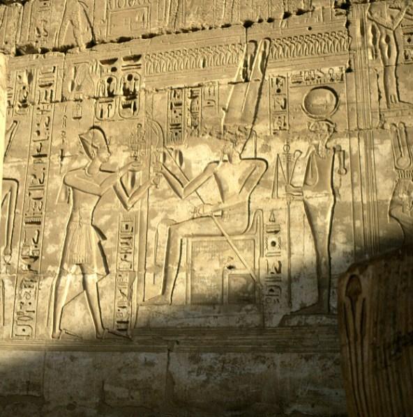Totentempel-Medinet Habu-RamsesIIIAmunPtah