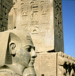 Luxortempel 1.Pylon RamsesII Obelisk