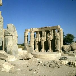 Totentempel-Ramesseum
