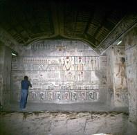 Tal der Könige RamsesVI mit Dr.Schüssler