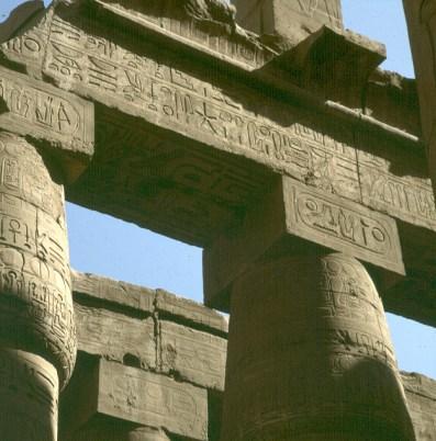 Karnak-Großer Säulensaal