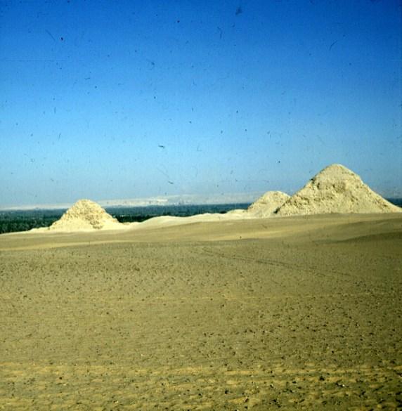 Gizeh-Sakkara-Djoser-Sonnenheiligtümer