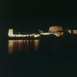 Karnak-Heiliger See Lichtshow