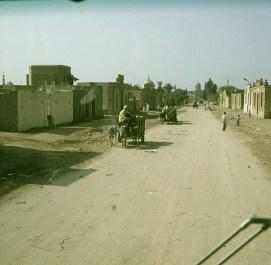 Alt-Kairo Totenstadt