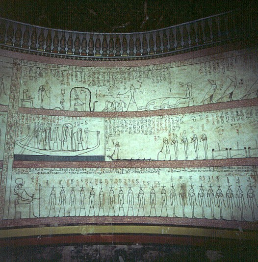 Tal der Könige Grab TutmosisIV
