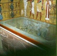Tal der Könige Grab Tutanchamun