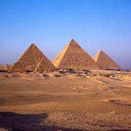 Ägypten Gizeh Pyramiden