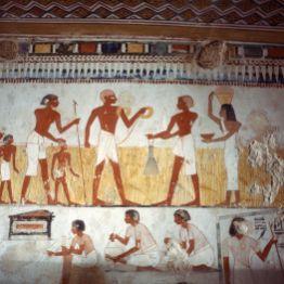 Ägypten Gräber der Edlen in Kurna