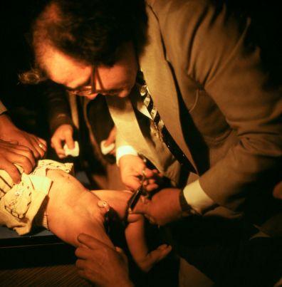 Tunesien Korba Hammelfest Beschneidung 1979