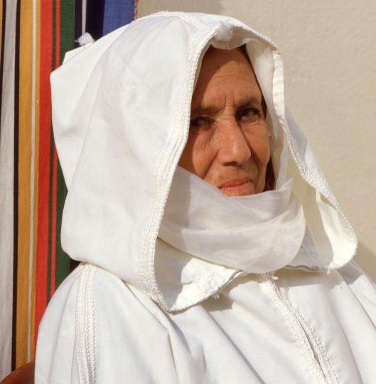 Tunesien Korba Hammelfest Mutter 1979