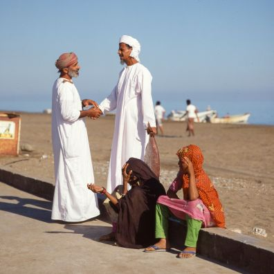 Oman Sohar Sozialstudie 1989