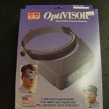 OptiVision Cabbing Goggles