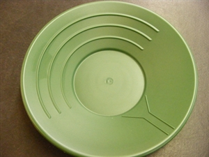 Golding Pan in Green 14""