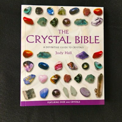 Over 200 different crystals and gems are listed.