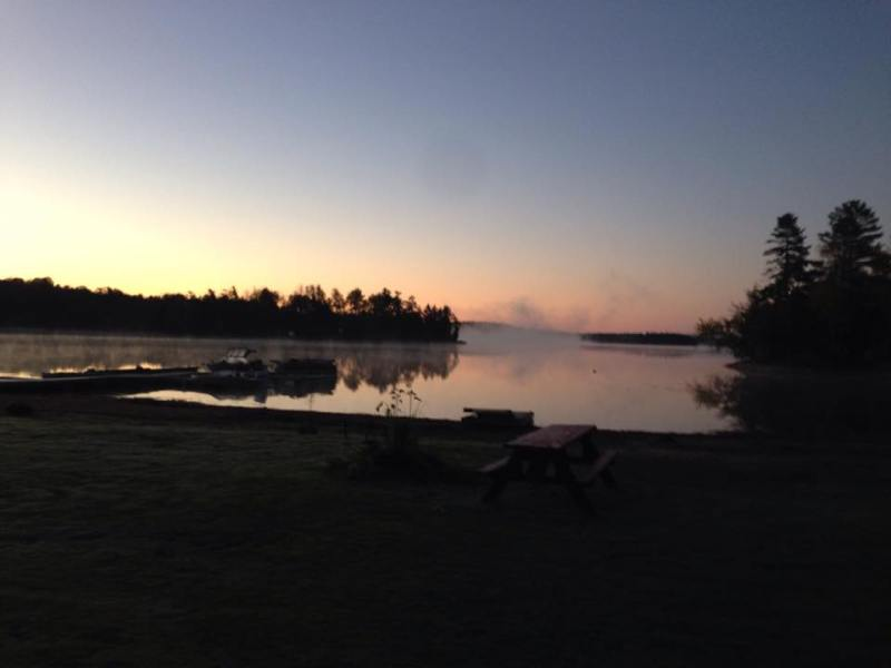 Early Morning Mist - October 2014