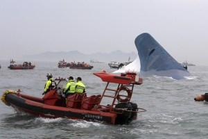 韓国フェリー事故