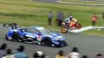 史上初! NSX CONCEPT-GT vs. RC213V エンジョイホンダ熊本2014