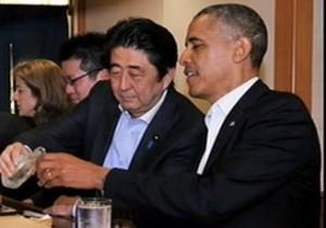 安倍オバマ寿司
