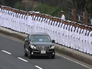 2014海フェスタ京都記念式典 秋篠宮ご夫妻