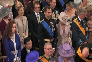 皇太子海外公務