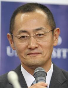 山中伸弥京大教授