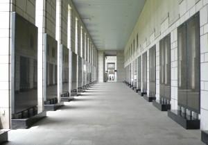 戦争記念館 戦没者慰霊碑
