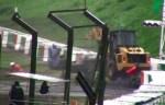 鈴鹿F1日本GP ビアンキのクラッシュの瞬間 一部始終
