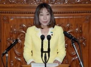 菊田真紀子衆院議員