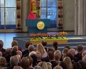 マララ・ユサフザイさん ノーベル平和賞