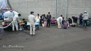 熊本地震・健軍水源地
