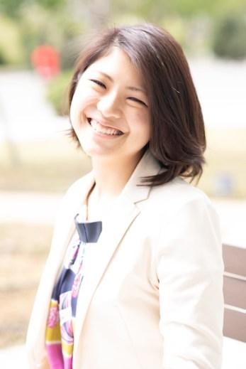 フリーランス管理栄養士|合田麻梨恵|プロフィール写真