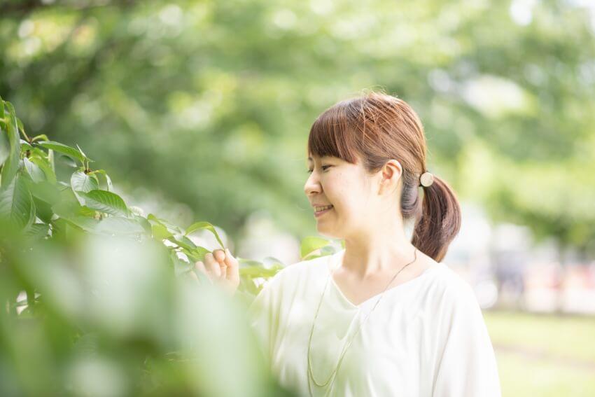 石田房子|フリーランス栄養士|プロフィール写真|レシピ開発|コラム執筆