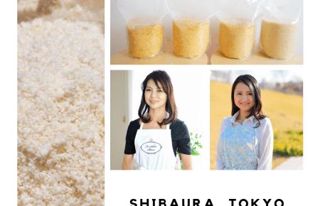 おから味噌仕込みワークショップ|東京2019|磯部作喜子先生