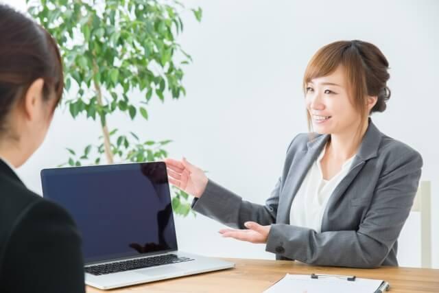 提案型の仕事|営業|女性