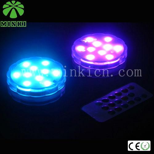 Remote Control Multicolor Led Light Bulb