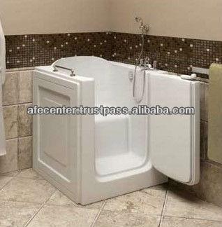 Portable Soaking Tub Small Soaking Bathtub Small Corner