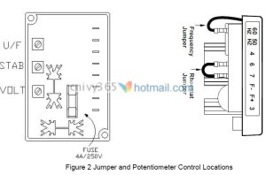 Generator Voltage Regulator Avc634  Buy Generator Voltage Regulator,Avc634,Voltage Regulator