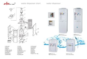 Floor Standing Hot And Cold Water Dispenser  Buy Water Dispenser,Water Cooler,Stand Water