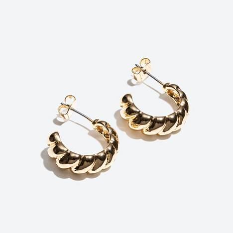 Earrings, € 8.99, Glitter.