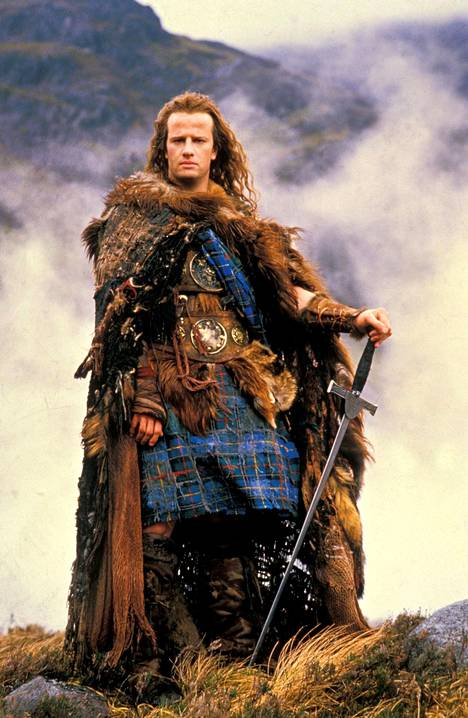 Christopher Lambert is best known for his role in the 1986 film Highlander, in which Lambert portrays an immortal warrior.