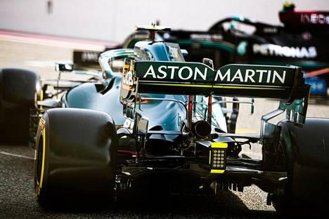 Aston Martin AMR 21 guarantees.