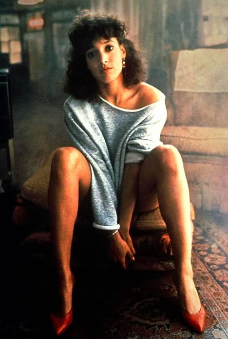 The original Flashdance movie made Jennifer Beals a star.