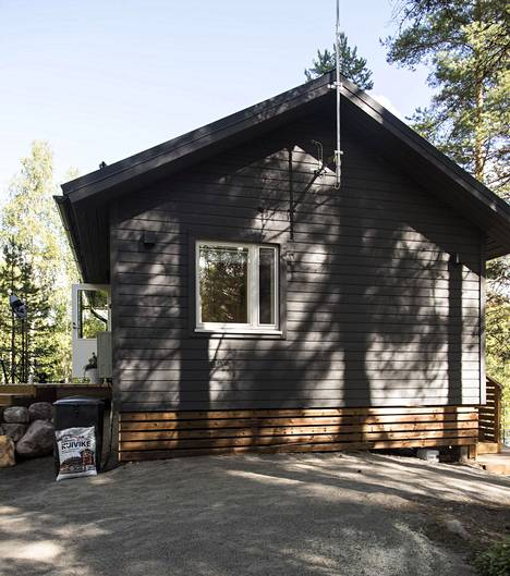 Erin and family are already looking forward to summer in their renovated cottage.
