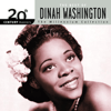 Dinah Washington - 20th Century Masters - The Millennium Collection: The Best of Dinah Washington  artwork