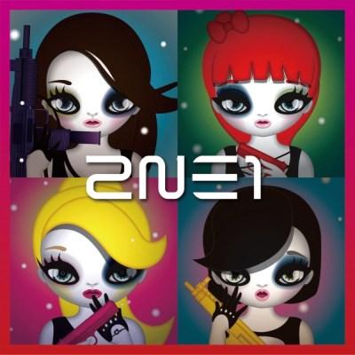 2NE1 - NOLZA - EP