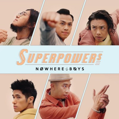 Nowhere Boys - Superpowers - Single