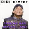 Didi Kempot - Tanjung Mas Ninggal Janji
